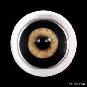 Voioc® Eye Circle Lens HD Brownness Colored Contact Lenses V6070 - Voioc.com