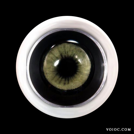 Voioc® Eye Circle Lens HD Green Colored Contact Lenses V6072 - Voioc.com