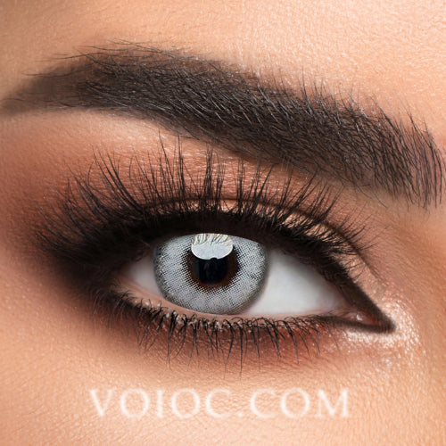 Voioc® Eye Circle Lens Real Crystal Colored Contact Lenses V6121 - Voioc.com