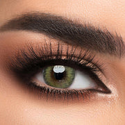 Voioc® Eye Circle Lens Real Khaki Colored Contact Lenses V6123 - Voioc.com