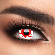 Voioc® Eye Circle Lens Reddish Dream Naruto Colored Contact Lenses V6124 - Voioc.com