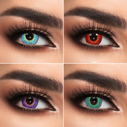 Voioc® Eye Circle Lens Elf Series Contact Lens Kit V6143 - Voioc.com