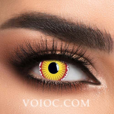 Voioc® Eye Circle Lens David Lost Boys Special Effect Colored Contact Lenses V6212 - Voioc.com
