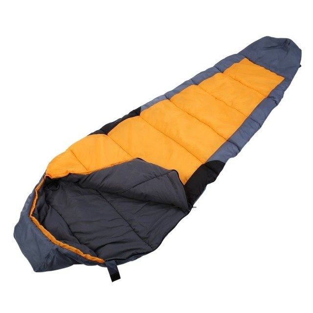 Warm Mummy Sleeping Bag