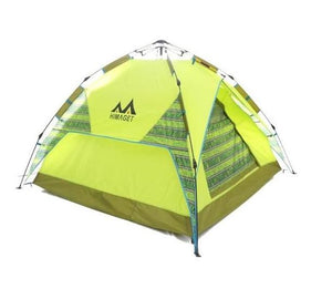 Outdoor Tent Hunting Adventure