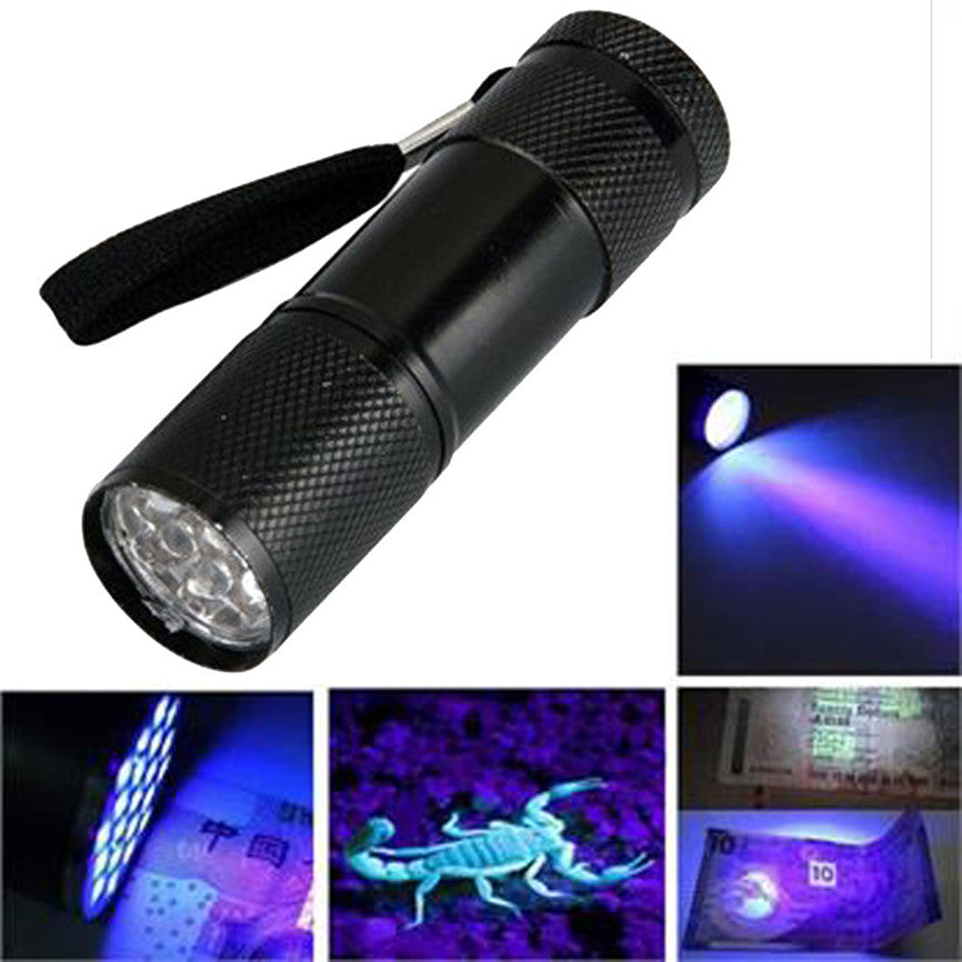 Super Mini LED FLASHLIGHT