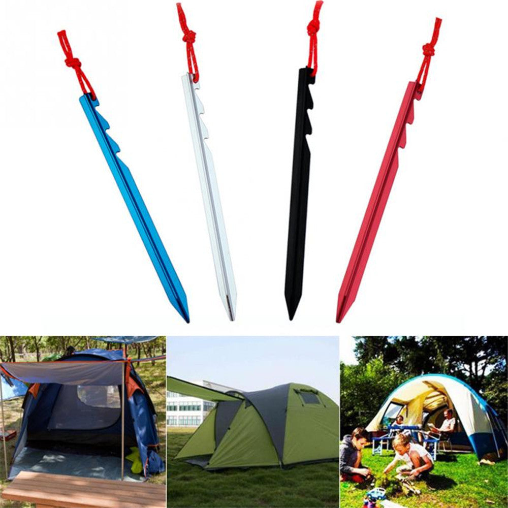 Thick Tent Pegs
