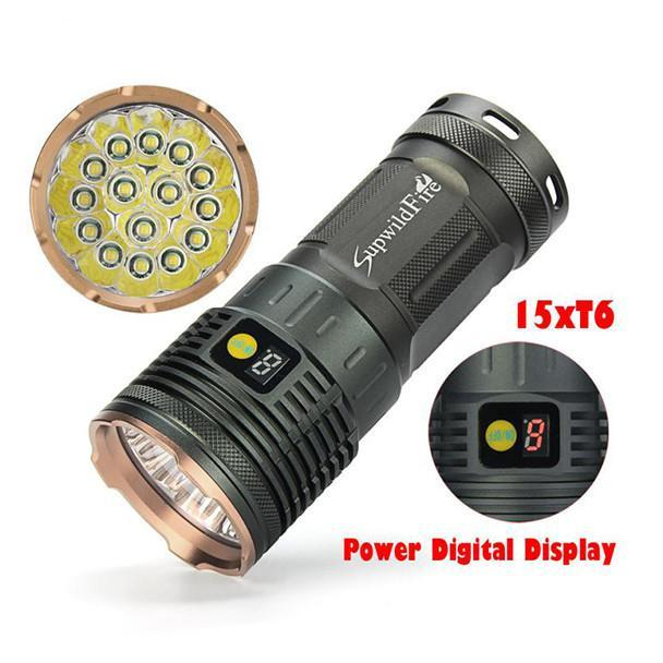 LED Power Digital Hunting