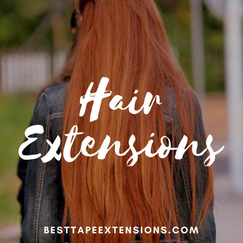 best tape extensions