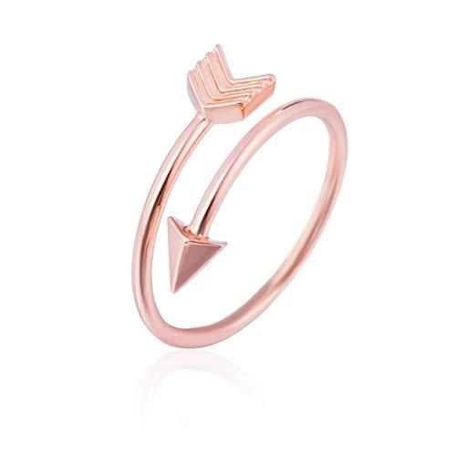 Verstellbarer Pfeil Ring - GOOD.designs