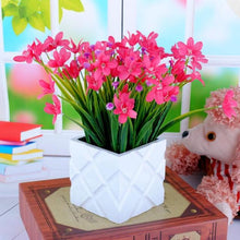 Bouquet of Artificial Orchid Flower Plant (6 Colors Available) - HomDecors