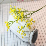 Artificial Baby Breath Flower Plant - 80 Mini Gypsophila's Heads (8 Colors Available) - HomDecors