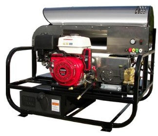 """4012PRO-10G"" 4GPM @ 3500PSI (Gas - Hot Water)  Belt Drive Pressure Washer"