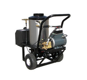 """3115-10G1"" 3 GPM @ 1000 PSI (Electric - Hot water) 2.0 HP General Pump Pressure Washer"