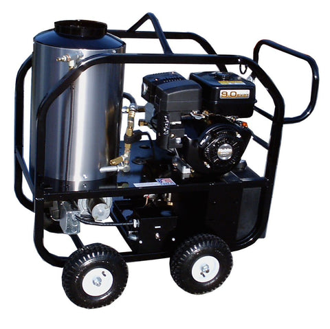 """3012-20G"" 2.5GPM @  4000 PSI (Gas - Hot water) Pressure Washer with Subaru EX270 Engine and General Pump"
