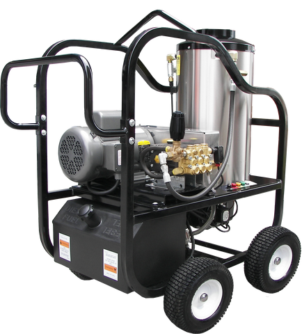 """5230VB-30G1""  5 GPM @ 3000 PSI (Electric - Hot water) 10.0 HP General Pump Pressure Washer"