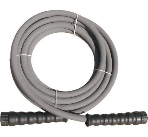 25' 989400014 25 Feet Pressure Washer Hose 4200 PSI w /22mm ends, 3/8 x 25,