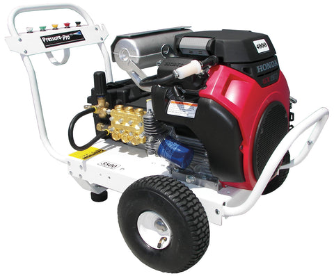 """B5540HGEA403"" 5.5GPM @ 4000PSI (Gas - Cold Water) Polychain Belt Drive Pressure Washer"