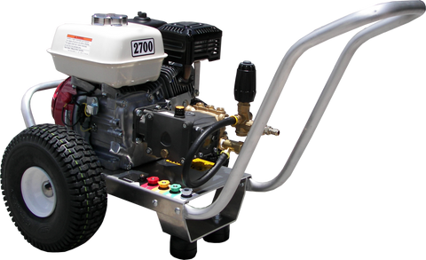 """E3027HA"" 3GPM @ 2700PSI (Gas - Cold Water) Direct Drive AR Pump Pressure Washer"