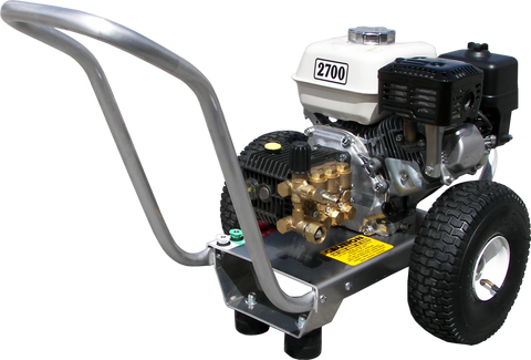 """E3027HG"" 3GPM @ 2700PSI (Gas - Cold Water) Direct Drive General Pump Pressure Washer"