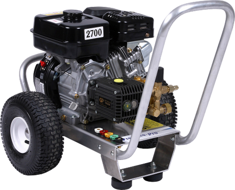 """E3027RA"" 3GPM @ 2700PSI (Gas - Cold Water) Direct Drive AR Pump Pressure Washer"