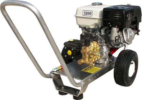 """E3032HG"" 3GPM @ 3200PSI (Gas - Cold Water) Direct Drive General Pump Pressure Washer"