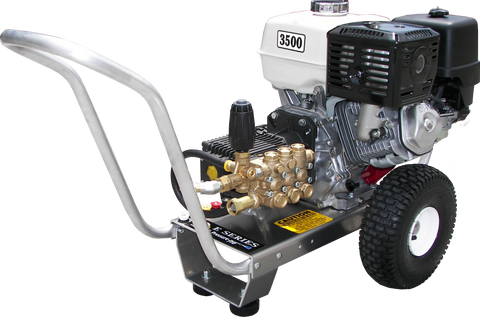 """E4035HG"" 4GPM @ 3500PSI (Gas - Cold Water) Direct Drive General Pump Pressure Washer"