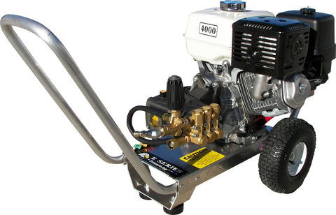 """E4040HA""  4GPM @ 4000PSI (Gas - Cold Water) Direct Drive AR Pump Pressure Washer"