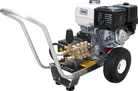 """E4040HG"" 4GPM @ 4000PSI (Gas - Cold Water) Direct Drive General Pump Pressure Washer"