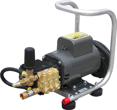 """HC/EE2015G"" Hand Carried 2.0GPM @ 1500PSI (Electric - Cold Water) 2.0 HP Direct Drive General Pump Pressure Washer"