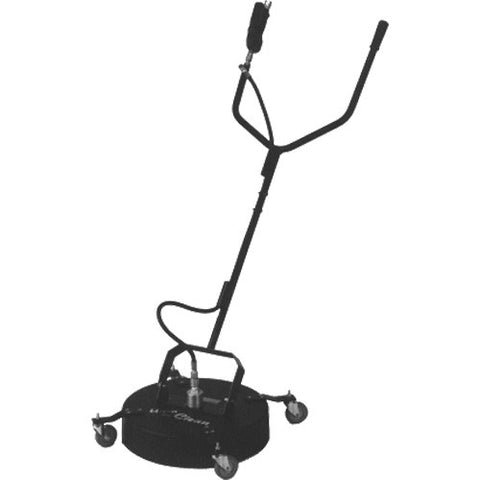 """WP-UC19WW""  Whisper Pro Ultra Clean Surface Cleaner w/Wheels 19"""