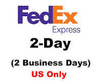 Fed Ex 2 day shipping charge