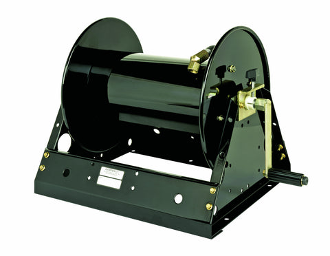 Hosetract 350' Hose Reel - M-Series manual driven hose reel for 3/8 hose (part #M15-5)