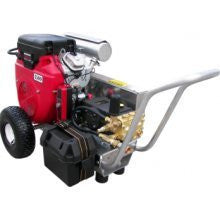 """VB4550HCEA510"" 4.5GPM @ 5000PSI (Gas - Cold Water) V-Belt Drive Cat Pump Pressure Washer"