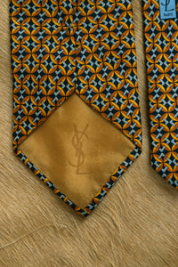 Yves Saint Laurent Graphic Tie