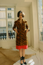 Load image into Gallery viewer, Jean Paul Gaultier Faux Tiger Jacket