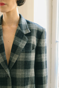 Cacharel Wool Blazer