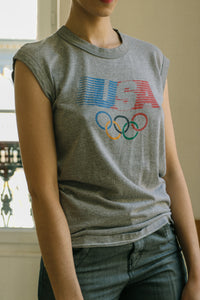 Collector 1984 Levis Olympic Top