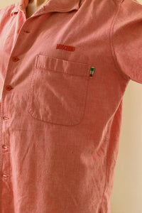 Moschino Jeans Pink Shirt