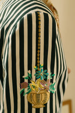 Load image into Gallery viewer, Kenzo Stripe Blazer