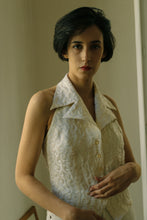 Load image into Gallery viewer, Anne Fontaine Halter Vest
