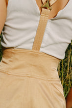 Load image into Gallery viewer, Claude Montana Suspenders Skirt