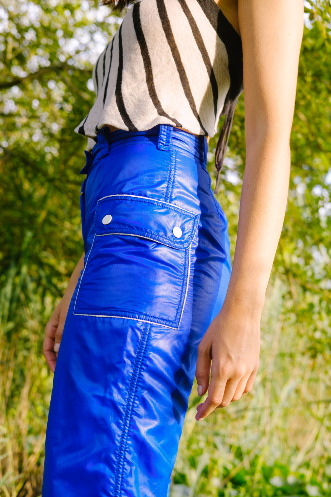 Courreges Trousers