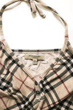 Load image into Gallery viewer, Burberry Backless
