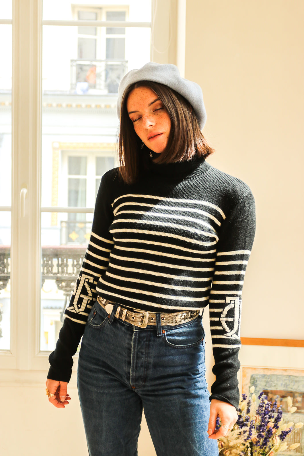 Jean Paul Gaultier Turtleneck