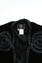 Load image into Gallery viewer, Kenzo Velvet Bolero