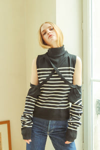Jean Paul Gaultier Punk Jumper