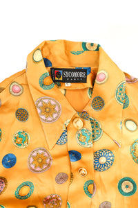 Sycomore Silk Shirt