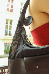 Jean Paul Gaultier Leather Bag