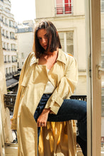 Load image into Gallery viewer, Yves Saint Laurent Trench